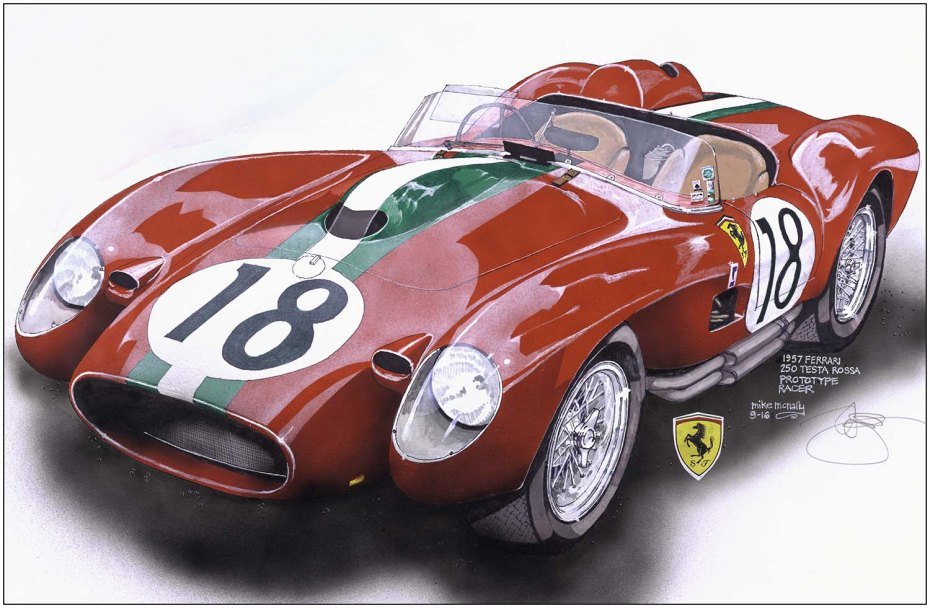 ferrari Small- Web page or email
