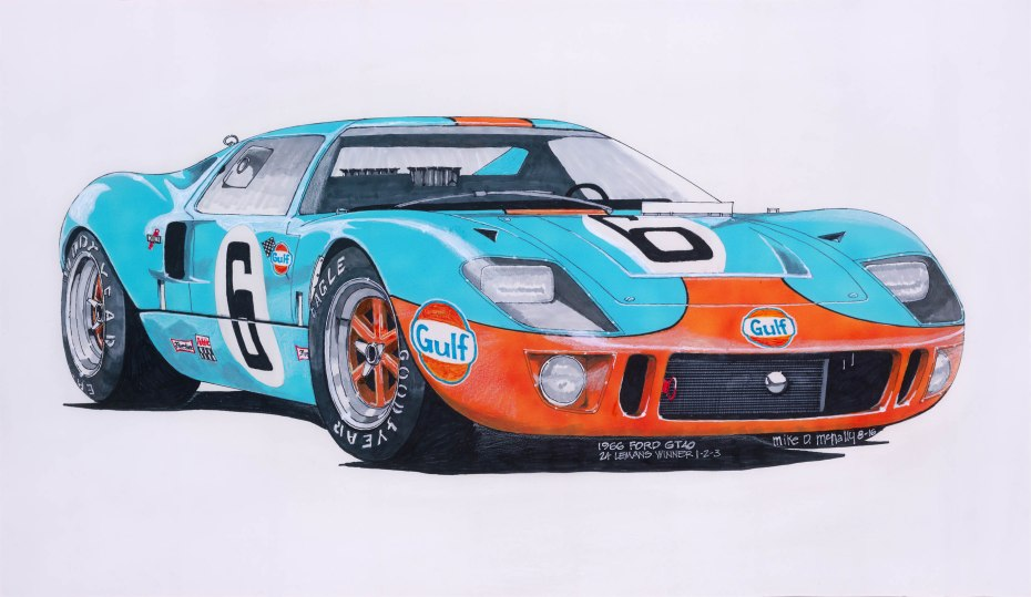 ford GT 500 Medium 2800 res